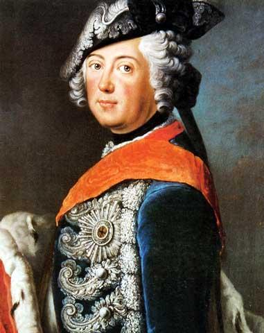 メインメニュー偉人たちの素顔~世界史コラムフリードリヒ大王3~七年戦争